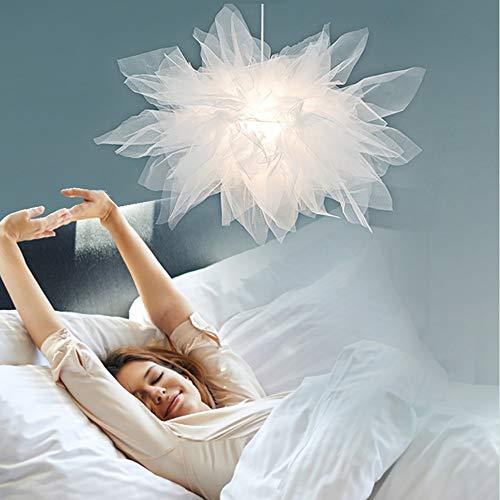 GAO LED-Licht Kreative Romance Einstellbare Höhe Mesh + Eisen Verdickt Deckenschale 12 Watt E27 Schlafzimmer Kronleuchter/Lampe kreative Dekoration