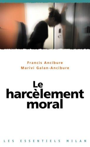Le harclement moral