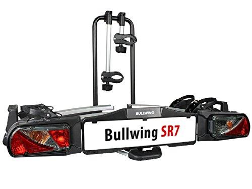 Preisvergleich Produktbild Bullwing SR7 Fahrradträger für Anhängerkupplung -Premium Edition-
