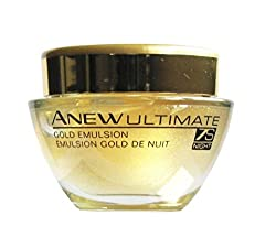 Avon Anew Ultimate 7S Night Gold Emulsion