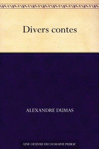 Couverture du livre Divers contes