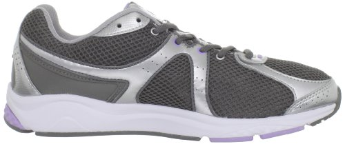 New Balance - Womens 665 Cushioning Walking Shoes Black with Purple