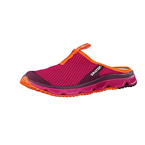 Salomon Women's RX Slide 3.0 Slippers, Sangria, Synthetic/Textile, Size: 38.6