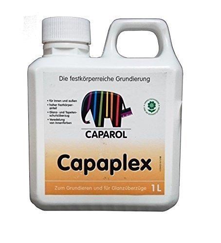Preisvergleich Produktbild Capaplex farbloses Grundier- und Überzugsmittel auf Kunstharzbasis