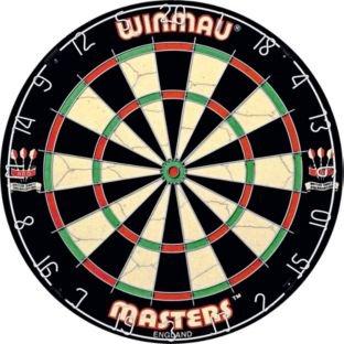 Winmau Masters Borsten Dartscheibe, Größe: 45, B 45, T5cm.