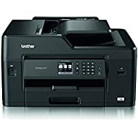Brother MFC-J6530DW A3 All-in-One Inkjet Printer + Extra Set Of Original XL LC3219 Brother Inks (B 3,000, C,M,Y 1,500 Pages)