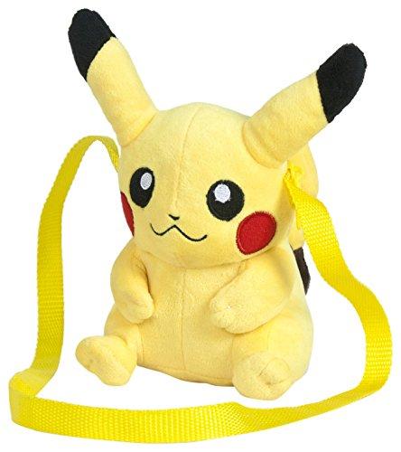 Famosa Softies-760015203-Schultertasche Pikachu