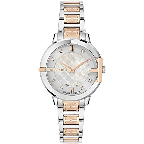 Reloj solo tiempo Casual Mujer Trussardi heket Cod. r2453114510
