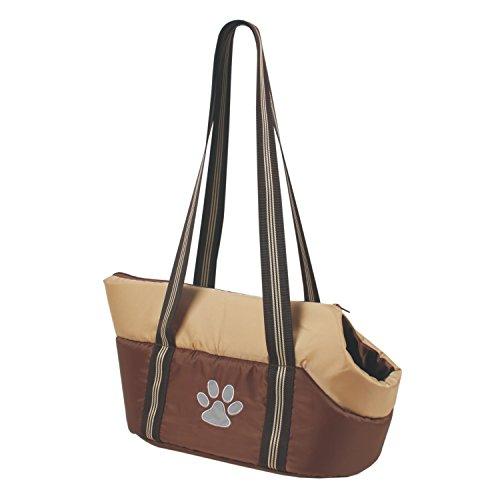 HTI-Line Transporttasche für Kleintiere Freddy Hundebox Katzenbox Transportbox M- 45 x 29 x 28 cm -