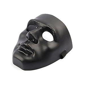 Tactical camouflage noir visage prédateurs masque de protection airsoft style armée uS army commando camouflage kSK gSG9 humour horror oPS fétichistes sexparty#16685 carnaval