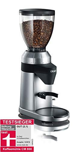 Graef CM 800 Kaffeemühle im Test