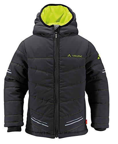 VAUDE Kinder Arctic Fox Jacket, Black, 104, 03444