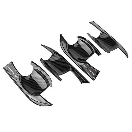 Kimiss 4pcs esterno maniglia ciotola Frame cover Trim for 17–18