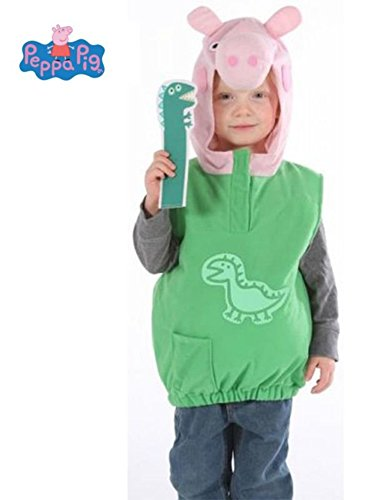 Peppa Pig 's George Kinder Kostüm (Peppa Halloween Kostüm)