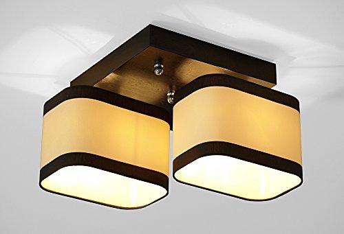wero-design-deckenlampe-deckenleuchte-leuchte-merida-008-creme-braun-streifen