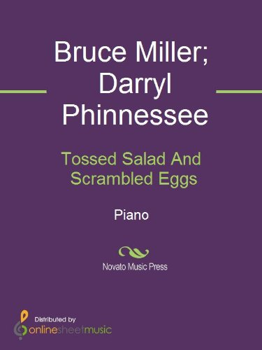Tossed salad and scrambled eggs ebook bruce miller darryl tossed salad and scrambled eggs by bruce miller darryl phinnessee fandeluxe Document