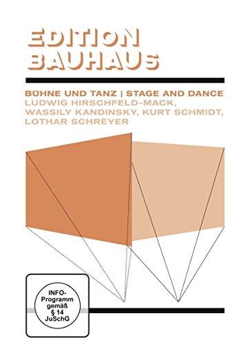 Bauhaus - Bühne und Tanz / Stage and Dance - Ludwig Hirschfeld-Mack, u.a.