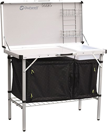 Mueble cocina camping Outwell Drayton- 100x 50x 82cm