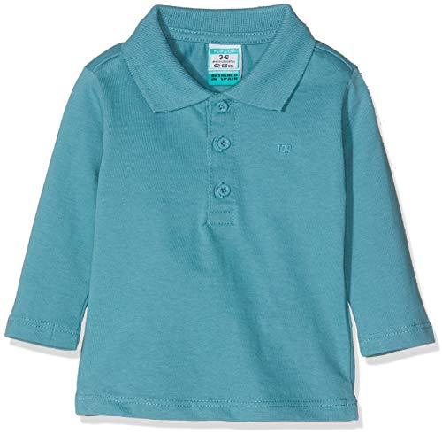 Top Top Baby-Jungen Poloshirt calabasa, Türkis (aguamarina 878), 86 (Herstellergröße: 18-24)