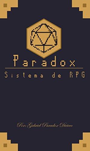 Paradox: Sistema de RPG (Portuguese Edition)