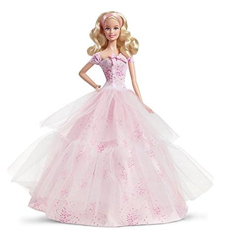 Barbie - DGW29 - Joyeux Anniversaire -