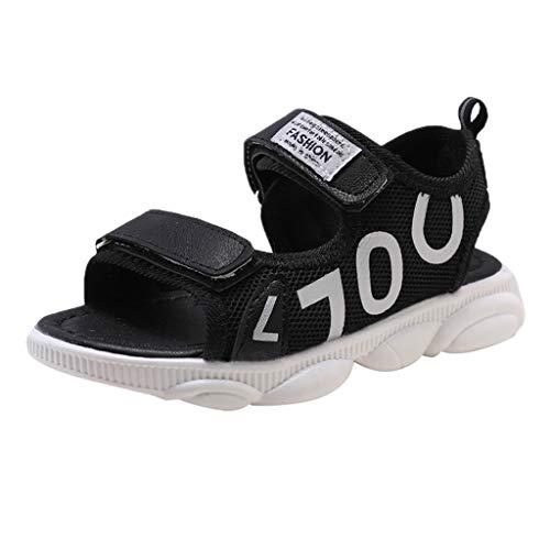 BBestseller Moda Sandalias Bebés Verano Casual Zapatillas
