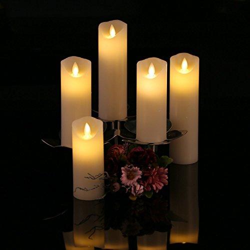 TEECOO Velas de LED sin llama Φ 2,2