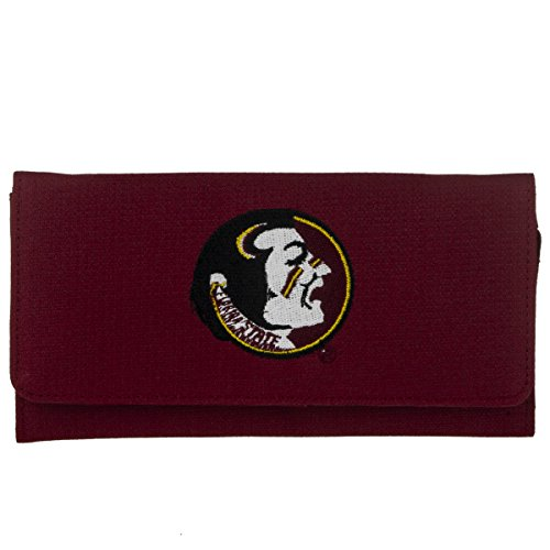 NCAA Florida State Seminolen Debbie Polyester Wallet, klein Media Wallet