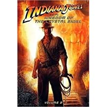 The Kingdom of the Crystal Skull: Volume 2 (Indiana Jones Set II) by John Jackson Miller (2009-08-01)