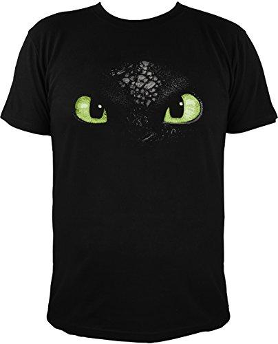 dreamworks-dragons-t-shirt-toothless-sdentato-faccia-collo-a-u-ragazzo