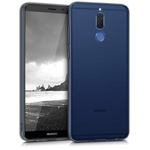 kwmobile Huawei Mate 10 Lite Hülle - Handyhülle für Huawei Mate 10 Lite - Handy Case in Schwarz Transparent
