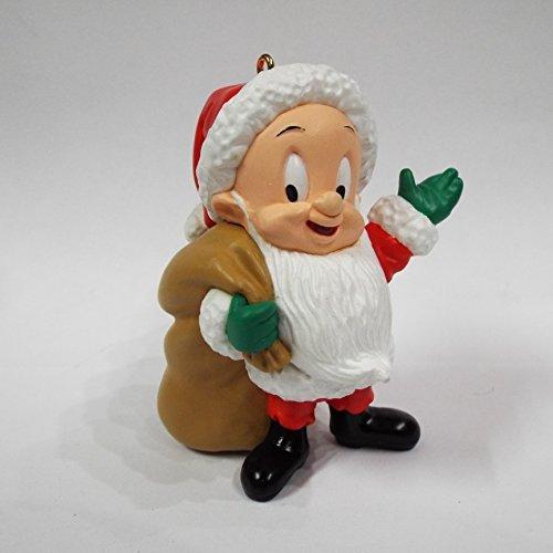 hallmark-keepsake-ornament-elmer-fudd-as-santa-1993-qx5495-by-hallmark