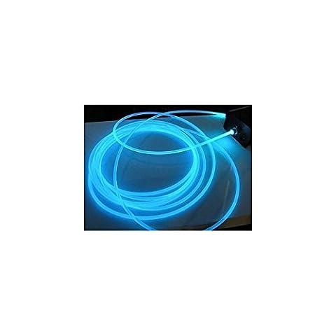 Neon Infrarouge - Kit Fibre optique 25 mètres 45w Néon