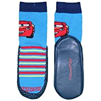 DIsney Cars Lightning McQueen Winter Home Slippers