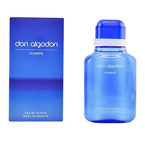 Don Algodon, Agua de colonia para hombres - 200 ml. (precio: 16,70€)