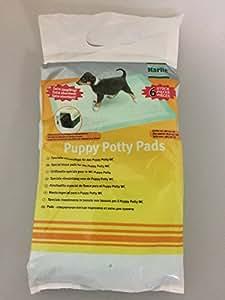 Karlie - PUPPY PADS für das Puppy Potty WC- 48 x 40 cm - 6 Stück