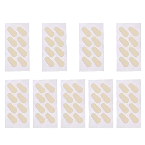 Heallily 1 Packung / 36 Paar Nasenpads aus weichem EVA-Schaumstoff, selbstklebend