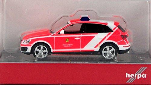 """Herpa 092371 Audi Q5 Einsatzleitwagen """"Feuerwehr Leipzig"""""""