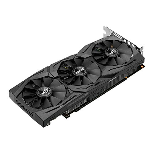 Asus ROG Strix GeForce GTX1060-6G Gaming Grafikkarte (Nvidia - 3
