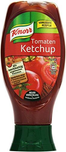 Knorr Tomaten Ketchup 430 ml (8 x 430 ml)
