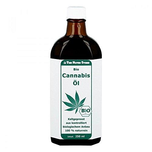 Cannabis Öl 250 ml - kaltgepresst - 100 {21a81a7e9a15b9faaac0c3d68b3177fc6e4c850131410ae1fc4586eafe927276} naturrein