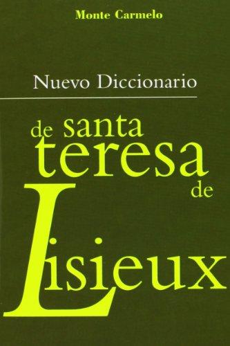 Diccionario de Santa Teresa de Lisieux (Diccionarios MC)