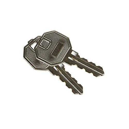 HMF 210007 Schlüsseltresor – 100 Schlüssel mit Elektronikschloss - 6