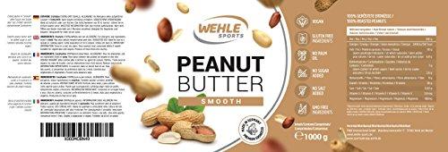 Wehle Sports Erdnussbutter ohne Zucker - 4