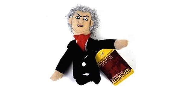 Fingerpuppe Ludwig van Beethoven