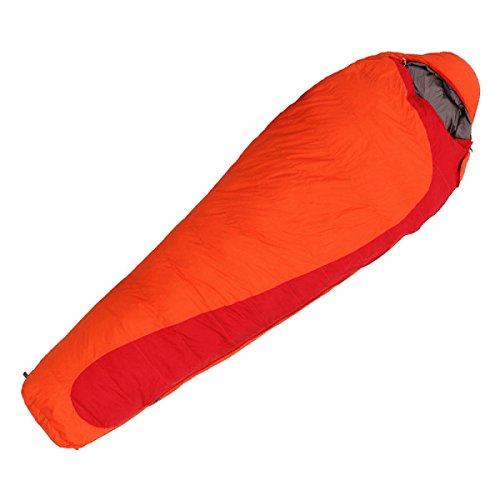 Sac De Couchage En Duvet Adulte Extérieur Ultralight Couleur Correspondant Camping D'intérieur Chaleur Environnement Santé Peau Saine Momies