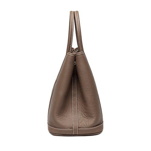 Macton , Chaussures de ville à lacets pour femme 36CM Grey