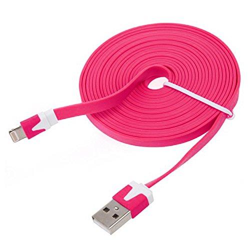 pomme-iphone-cable-de-chargement-usb-usb-1-metre-1m-flat-nouille-foudre-cable-de-connexion-charge-sy
