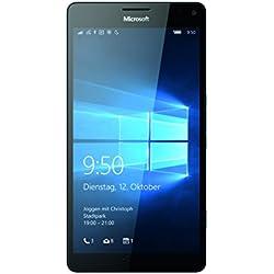 Nokia/Microsoft Microsoft Lumia 950 XL (black) débloqué logiciel original