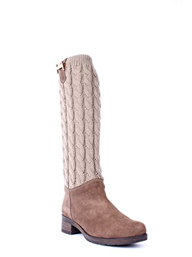 Guess FL4TLSWOO11 Stivale Donna Taupe